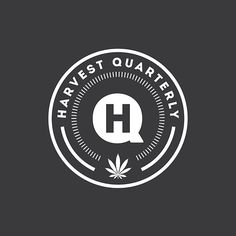 Branding for Harvest Quarterly, a Washington State based Medical Cannabis Journal