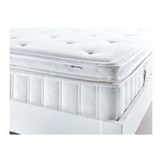 SULTAN HULTSVIK Memory foam pillowtop mattress IKEA 25-year Limited Warranty. Read about the terms in the Limited Warranty brochure.