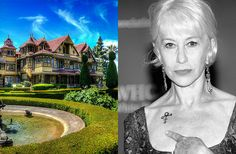 Helen Mirren To Play Sarah Winchester, Heiress Who Built Mystery House, In New Film - The movie, 'Winchester,' will be shot partly on location at the house, and will be directed by Australian identical-twin directors Michael and Peter Spierig.