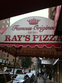 Worlds Best Pizza...but it has to be at this location - Ray's on Lexington New York, NY