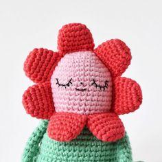 How To Crochet A Flower Gal - Hobbycraft Blog