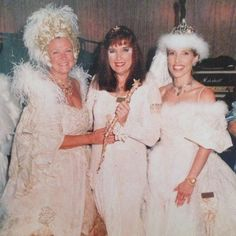 Fairyland cruise 1996, I won most Heavenly Angel. What a precious memory!!! I won the beautiful Fairy Godmother Wand that I'm holding!  It is breathtaking & magical. Thank You Kirks Folly!!! ❤️ I will always remember the Magic!!!