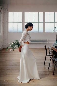"Shooting inspiration mariage ""Essential Diner"" | Décoration : Artis | Photographe : Pierre Atelier | Donne-moi ta main - Blog mariage"