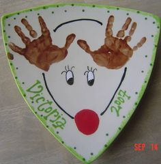 rudolph hand prints ccsa photo share
