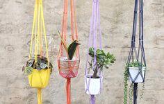 Leuke ideeën voor hangplanten-diy
