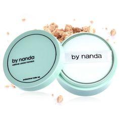 Translucent Gedrückt Pulver mit Puff Glatt Gesicht Make-Up Foundation Wasserdicht Lose Haut Einstellung Pulver Maquiagem 3 Farbe