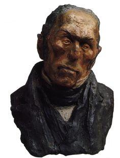 Honore Daumier, Bust of Francois-Pierre-Guillaume Guizot, 1833, Musée d'Orsay, Paris, France