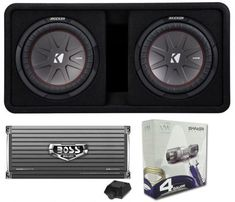 10 Top 10 Best Car Subwoofers in 2018 images | Car audio