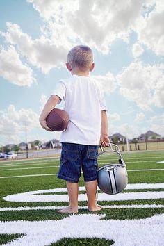 Caleb's 4th birthday photos - Dallas Cowboys