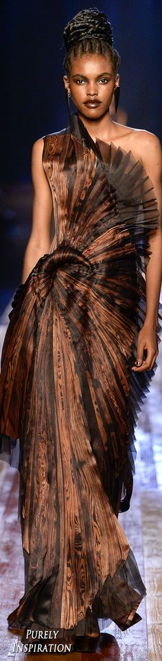 Jean Paul Gaultier 2016 Fall Haute Couture   Purely Inspiration
