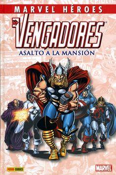 24 Los Vengadores: Asalto a la Mansión  pendiente