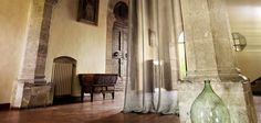 luxury living #salonsinterija #textile #fabric #curtains #sheers #christianfischbacher