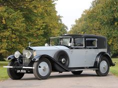1929 Rolls-Royce Phantom II Sedanca de Ville by Barker | Aalholm Automobile Collection 2012 | RM Sotheby's