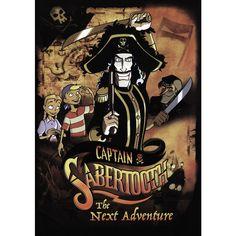 Captain Sabertooth's Next Adventure (dvd_video)