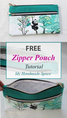This post may contain affiliate links. This double zipper pouch tutorial is for a lined pouch that you can use as a pencil case, cosmetics bag, or as a clutch. The finished measurements are approximately wide x 5 … Read