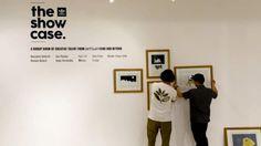 """The Showcase"" – Vimeo / Live skateboard media's videos: Source: Vimeo / Live skateboard media's videos"