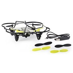 Capture high-flying video footage with the X-Stream Video Drone from Air Hogs! Stream live video right to your smart device then record and share your videos instantly. Tilt or touch your Smart Devic. Latest Drone, New Drone, Technology World, Drone Technology, Micro Drone, Small Drones, Pilot, Drone Quadcopter, Drone Photography