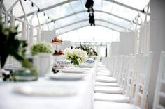 Matrimonio sulla spiaggia, allestimento e composizioni di Studio Quaranta