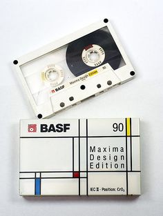 BASF Maxima Edition Chrome tape.