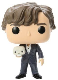 Sherlock Holmes (With Skull) Pop! Vinyl Figure