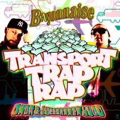 Lyssna på mixtejpet av Onda & Hugo med sånger från bajonäs-myntade genren Transport Trap Rap
