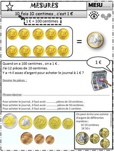 Image4 Education World, French Teacher, Early Childhood Education, Euro, Budgeting, It Works, School, Cycle 3, Aide