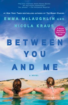 RED HOT BOOK OF THE WEEK: Between You and Me