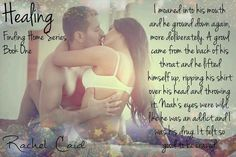 Healing by Rachel Caid is now #free on Kindle Unlimited! Pick up your copy and get taste of Noah and Anna today.  Amazon: http://amzn.to/1IWGBGl  Rachel Caid's Author Page: www.facebook.com/AuthorRachelCaid   #KindleUnlimited #FreeOnKU #Healing #RachelCaid