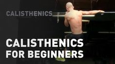 Calisthenics for beginners with Frank Medrano