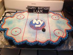 Cupcake Decorating Ideas Hockey : Hockey Cupcakes on Pinterest Hockey Cakes, Hockey ...