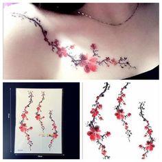 little sakura tattoo - Pesquisa Google