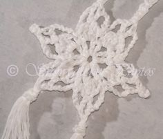 One year ago tomorrow, I posted my first free snowflake pattern , thanks to the encouragement of Marikamum and Allicats . Had no clue back...