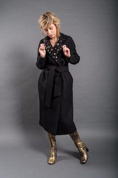 Dip Dye, Coat, Jackets, Clothes, Collection, Design, Women, Fashion, Down Jackets
