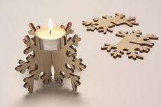 Star tealight holder - Studiomama
