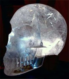 Crystal Skull Synergy. Present skull caretaker for Synergy, Sherry Whitfield Merrell, To the Ancients, it was a symbol of Life, the Soul surviving death. Origin: Micronesia