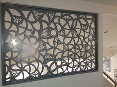 Screen Art Privacy Screens - residential, internal stairwell feature. http://www.screenart.net.au