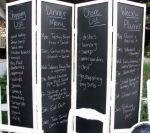 Chalkboard Divider