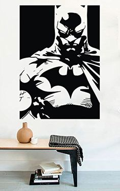 USA DecalsYou Superhero Wall Decals Silhouette Superman Vinyl - Superhero vinyl wall decals