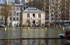 Le Pavillon des Canaux Address:39 Quai de la Loire Paris 75019