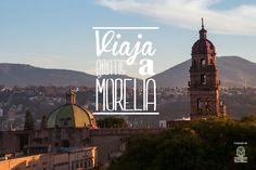 No pierdas esta excelente oportunidad para viajar completamente #Gratis a #Morelia muy pronto conocerás la dinámica compártelo con tus amigos #SéBienvenidoAquí   exclusivo en #Facebook >http://ow.ly/zORc8 <