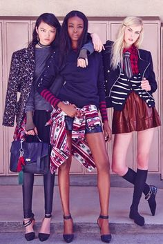 'Declare Your Style'With Forever 21's Back-to-School Campaign | Teen Vogue