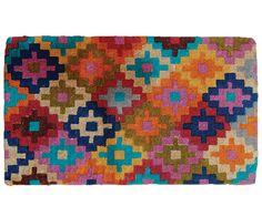 Moroccan Colour Tile Doormat