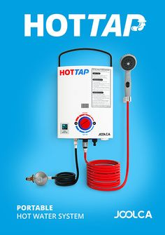 HOTTAP OUTING - The Ultimate hot water bundle for camping, caravans or washing your pets. Camping Diy, Truck Camping, Tent Camping, Camping Gear, Camping Style, Camping Hacks, Camping Gadgets, Hiking Style, Camping Survival