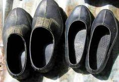 lastik ayakkabi
