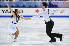 Free dance at NHK Trophy