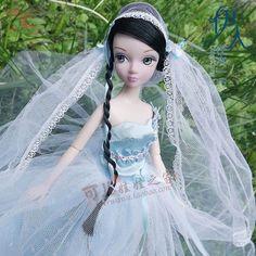 43.69$  Watch here - http://ai952.worlditems.win/all/product.php?id=32680761203 - 27.5cm  Original  kurhn doll Wedding Series   Brinquedos Meninas Bonecas Children Christmas Gift Kid Hobby  9040