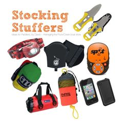 Stocking Stuffer Ideas for Paddler by David, he's working at the Rock/Creek Paddlesports & Outlet #kayak #canoe #gift #kayakgear