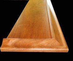 Awesome Oak Bar Rail Molding