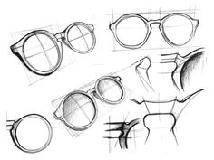 Best 14 Glasses Images GlassesWooden 2017Eye In Sketch PXZTkuOi
