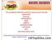 Recipe Secrets And Celebrity Favorites